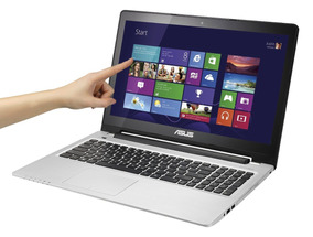 Notebook Asus S550c Touchscreen I5 8gb 1tb Windows 15,6 Led