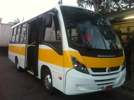 Micro Onibus Vweod9150 Neobus Thunder 2011 44l 1p Escolar