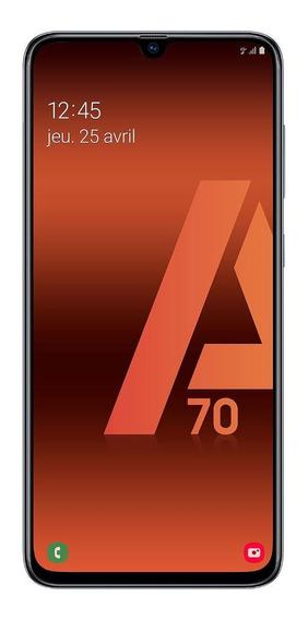 Samsung Galaxy A70 Dual SIM 128 GB Blanco 6 GB RAM