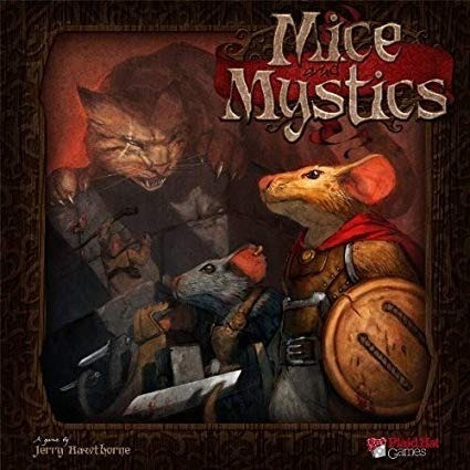 Mice And Mystics - Boardgame
