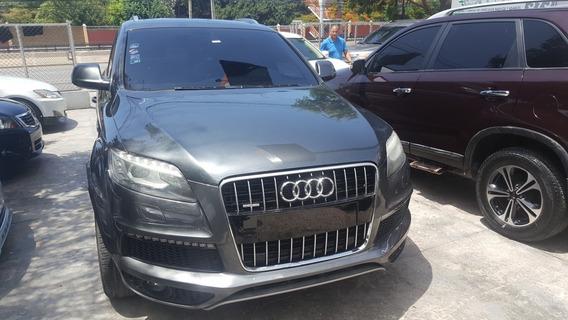 Audi Q7 Americana
