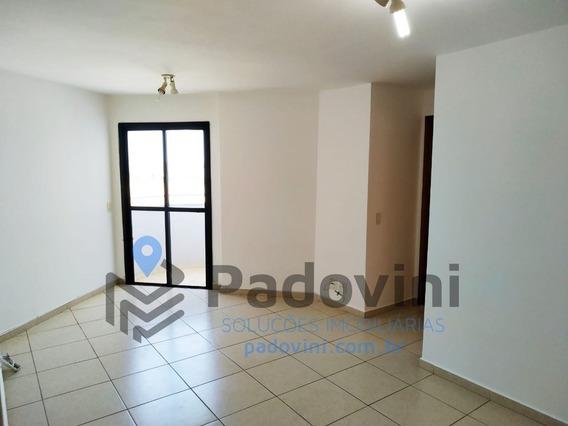 Apartamento Para Aluguel, 2 Dormitórios, Spazio Sul - Bauru - 541