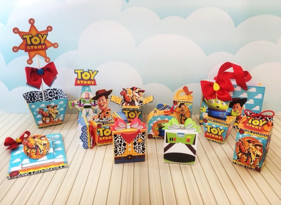 Dulceros Toy Story Mesa D Dulces Candy Bar Decoracion Fiesta