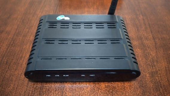 Router Noganet Adsl Inalámbrico Nuevo, Sin Uso