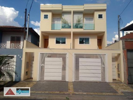 Sobrado Com 3 Dormitórios À Venda, 172 M² Por R$ 620.000 - Vila Matilde - São Paulo/sp - So1317