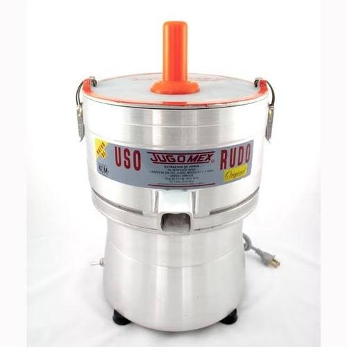 Imagen 1 de 2 de Extractor De Jugo Industrial Jugomex Uso Rudo Zanahoria