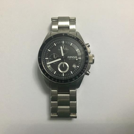 Relógio Fossil Ch2600 10 Atm Cronografo