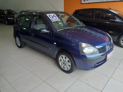 Renault Clio 1.0 16v Authentique 5p 2004