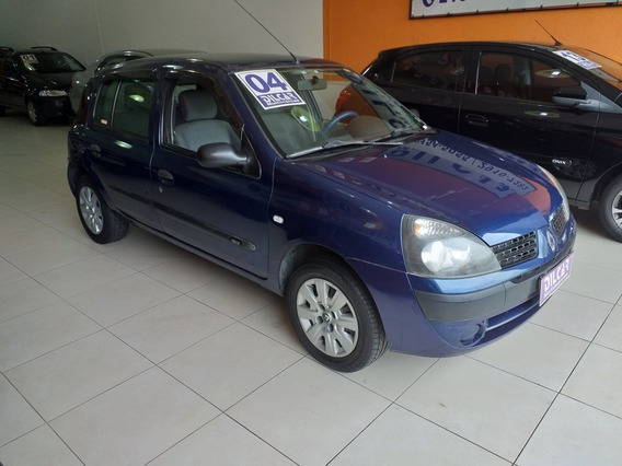 Renault Clio 1.0 16v Authentique 5p 2004