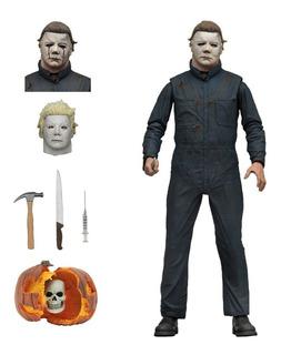 Halloween Ii Ultimate Michael Myers Neca Nuevo Original