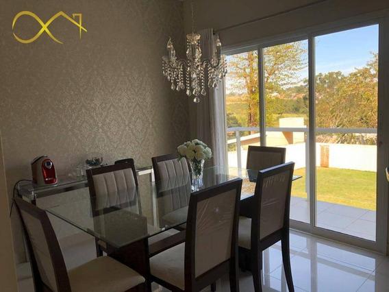 Casa Com 3 Dormitórios À Venda, 243 M² Por R$ 790.000 - Jardim Planalto - Paulínia/sp - Ca1875