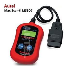 Scanner Obd2 Automotivo Portátil Para Todos Os Veículos
