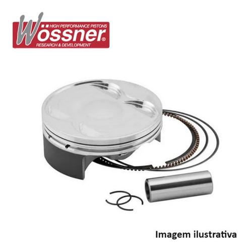 Pistão Wossner Yamaha Yz250f 05-07/ Wr250f 05-13 A-76:96mm
