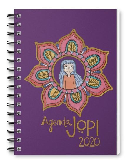 Agenda 2020 Jopi - Violeta - Jimena Moyano