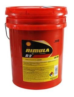 Aceite Sea 50 Diesel Shell Paila 20 Lts Rimula R2