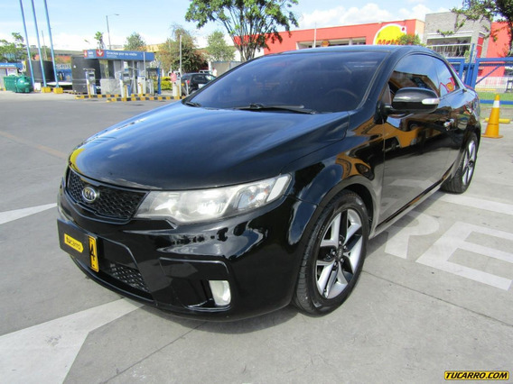 Kia Cerato Koup Full Equipo At