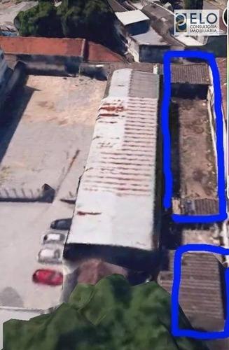 Imagem 1 de 3 de Terreno À Venda, 750 M² Por R$ 2.715.000,00 - Aparecida - Santos/sp - Te0050