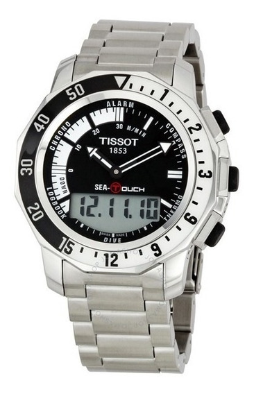 Relógio Tissot T-touch - Sea Touch - Swiss Made - Original