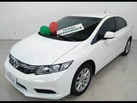 Civic Lxs 1.8 16v I-vtec (flex) 1.8