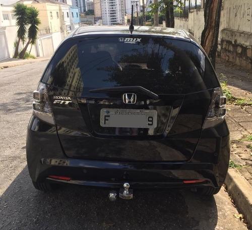Honda Fit Cx Automático 2014/2014 Único Dono Preto