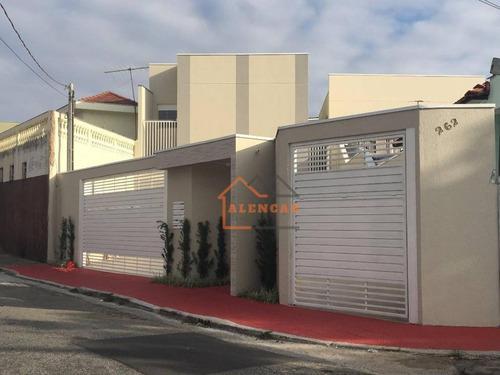 Sobrado À Venda, 35 M² Por R$ 225.000,00 - Vila Alpina - São Paulo/sp - So0048