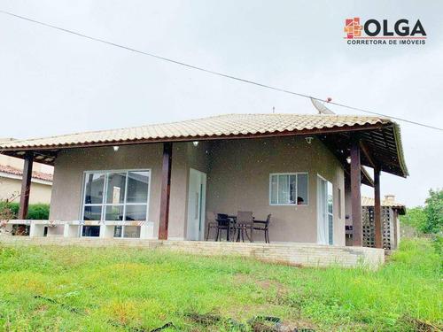 Imagem 1 de 30 de Casa Em Condomínio, À Venda - Gravatá/pe - Ca0654