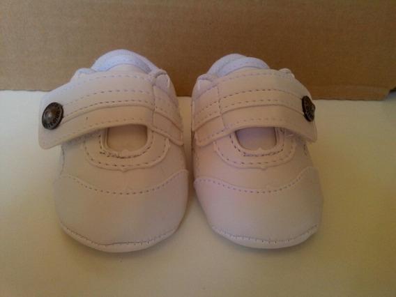Tênis Para Bebê, Numero 14 (branco)