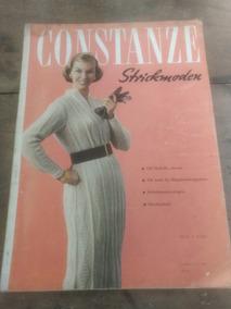 Revista Constanze Strickmoden