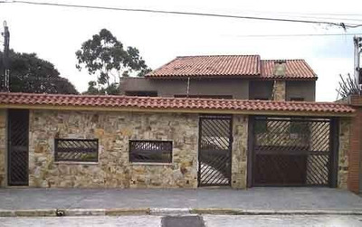 Casa Com 3 Dormitórios À Venda, 440 M² Por R$ 1.350.000 - Jardim Virginia Bianca - São Paulo/sp - Ca1010