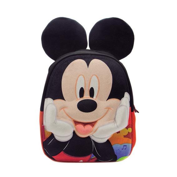 Mochila De Espalda Jardin Mickey Original Con Orejas 12 Pulgadas Km085 Mapleweb