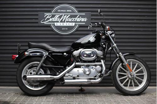 Imagem 1 de 6 de Harley Davidson 883 Hugger