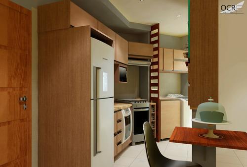 Imagem 1 de 9 de Projeto De Arquitetura E Design.