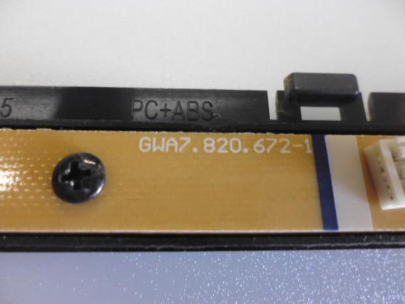 Sensor+teclado+flatcable Tv Philips 32pfl3606d/78