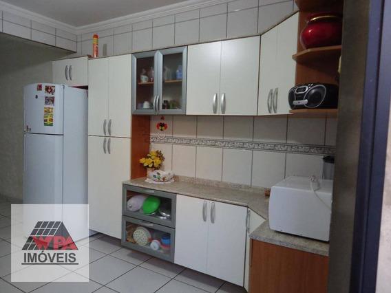Casa Com 3 Dormitórios À Venda, 192 M² Por R$ 390.000,00 - Jardim Brasil - Americana/sp - Ca1954