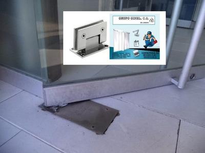 Reparacion Mantenimientos Puertas De Vidrio Comerciales