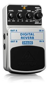 Pedal Behringer Dr600 Reverb