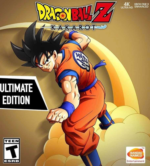 Dragon Ball Z: Kakarot Midia Digital Xbox One