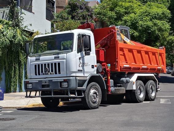 Alquiler Camión Volcador / Camión Tatu - Precio A Convenir