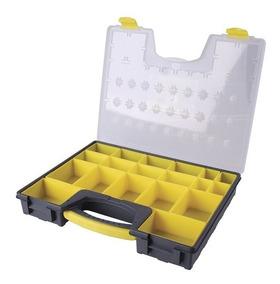Caja Portaherramientas Plástica Organizadora 16.5in Surtek