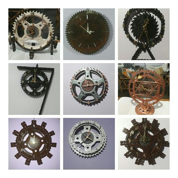 Relógios Estilizados E Exclusivos