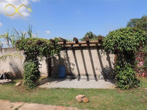 Chácara Residencial À Venda, Parque Da Represa, Paulínia. - Ch0041