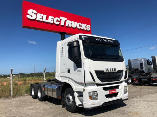 Iveco Hiway 480 6x4 - Selectrucks