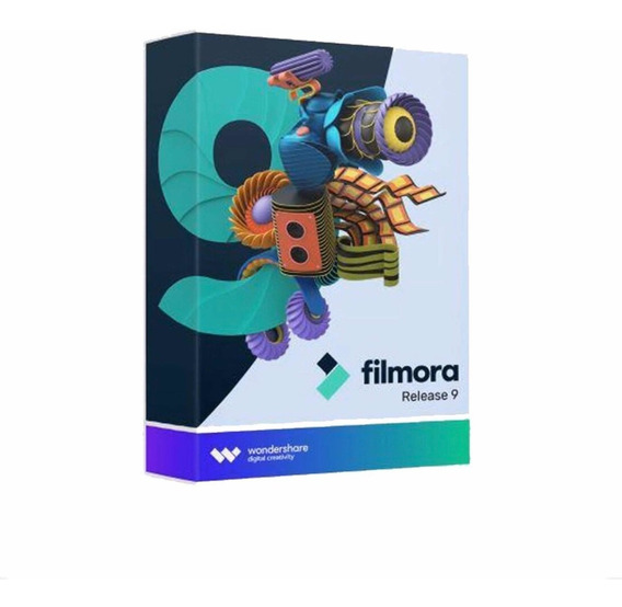 Filmora 9 - Software Programa Para Edicion De Video Completo