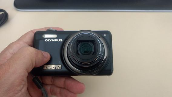 Câmera Olympus Vr-330 - 3d
