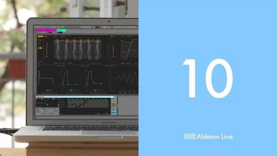 Ableton Live 10 Suite + 4 Plugins Vst - Windowns
