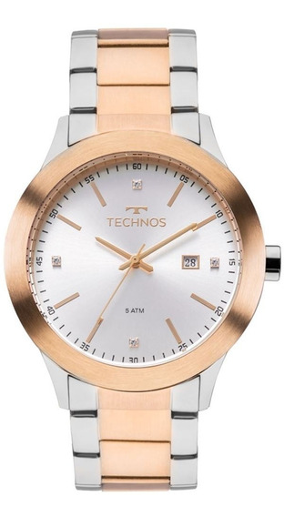 Relógio Technos Feminino 2115mkp/5k Original C/ Nota Fiscal