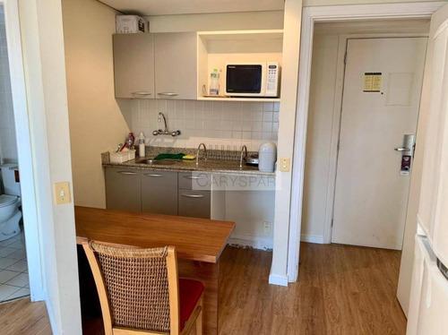 Flat Locação 2 Dormitórios Em Moema - Próx. Ao Metrô! - Fl3728