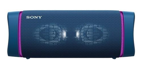 Parlante Portátil Bluetooth Sony Xb33 Extra Bass Batería 24h