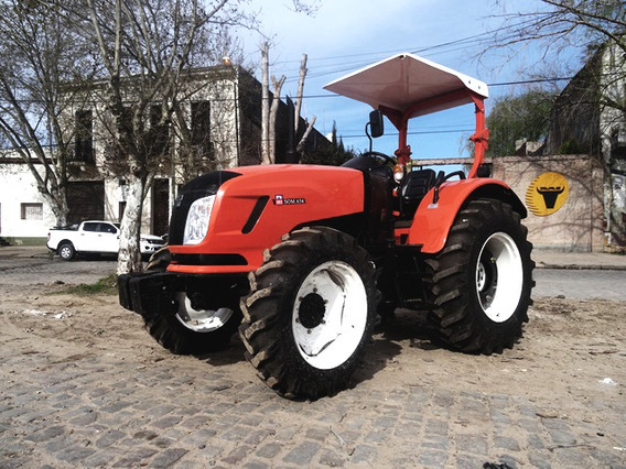 Tractor Someca 65 Hp Taurus Maquinaria Agricola