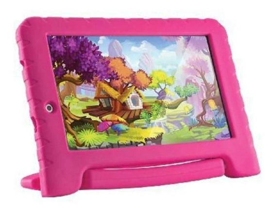Tablet Multilaser Kid Pad Nb279 Wi-fi 8gb Android 7.0